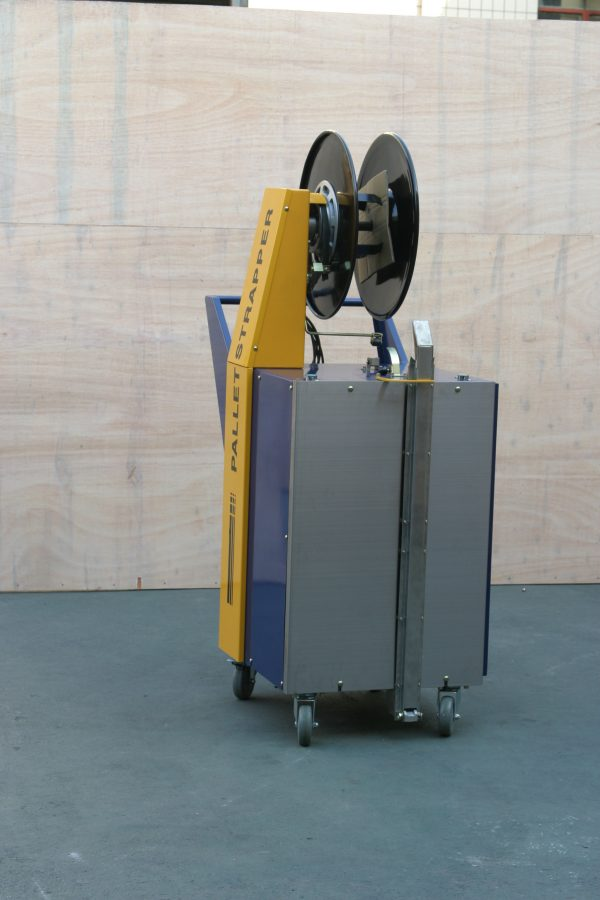 batterystrapping.com-COMBO-Pallet Semi-automatic-Strapping-Machine-cheap