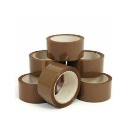 Adhesive tape at cheap price 48mm 66m brown cheap