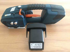 Batteridrevne stroppeverktøy TES PP PET 12-16mm tilbud