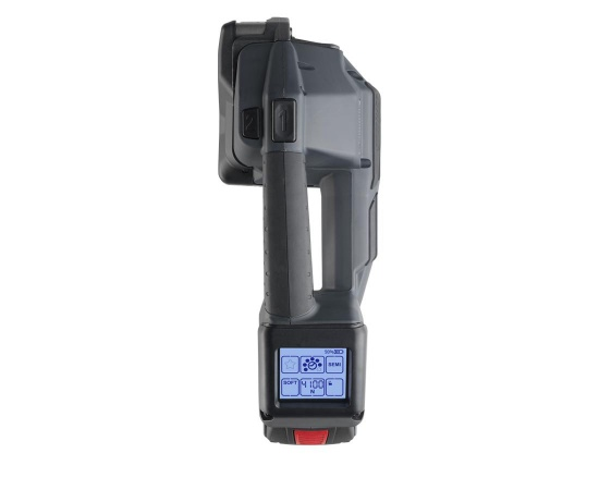 Signode-BXT3-battery-powered-strapping-tool-lcd