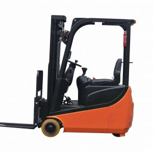 3-Wheel Electric Lift Truck 1500kg, 450cm