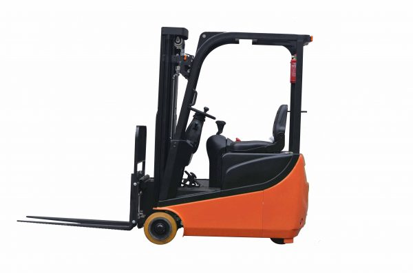 Three-wheel-electric-forklift