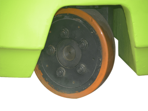 Electric Forklift Rear Wheel Drive design