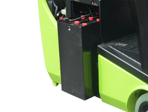 Electric Forklift Side-pull batteries