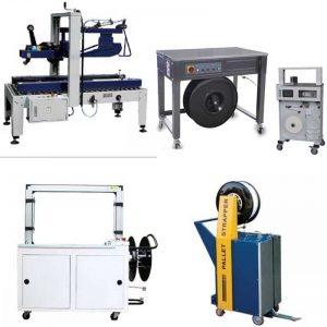 Semi automatic & automatic packing machines