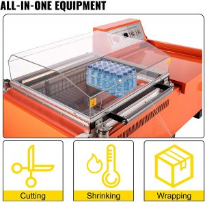 Shrink wrapping machine B4255