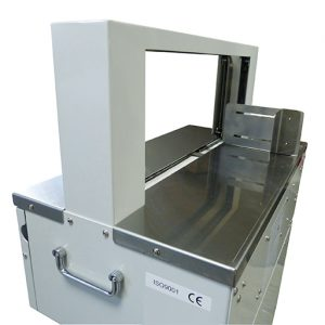 ECOBAND-B4620 Paper & OPP strapping machine new