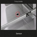 Ecoband-automatic-paper-banding-machine-sensor