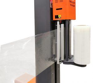 Intelligent Pallet Wrapper SMARTWRAP-X PRE-STRETCH